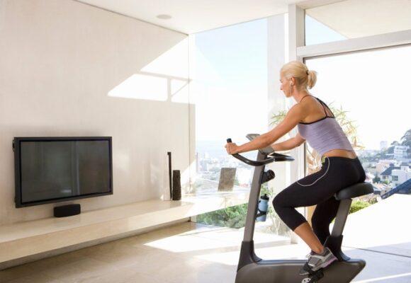 Quelle fréquence hebdomadaire pour utiliser le vélo d'appartement ?
