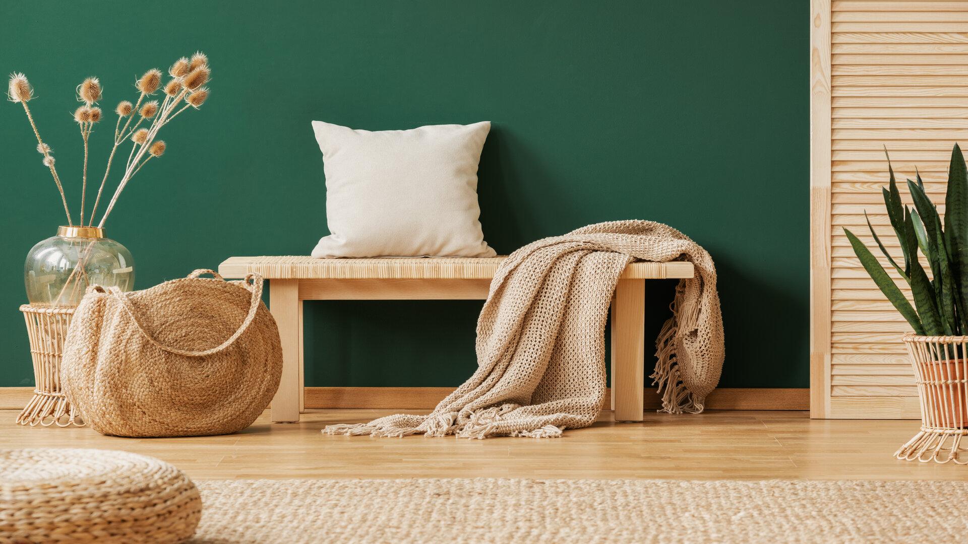 L'art de la décoration maison avec du rotin !
