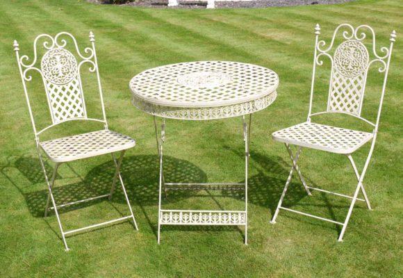 Chaises de jardin Vintage