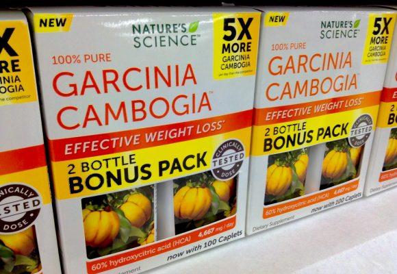 2 endroits pour se procurer du Garcinia cambogia